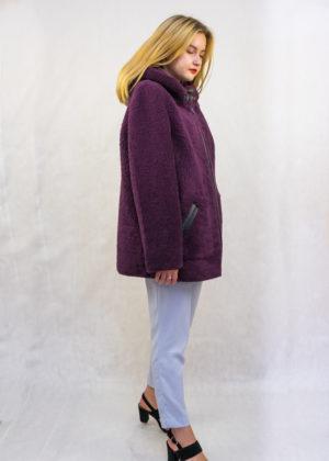 Кёрли фиолет